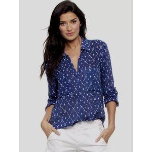 CLOTH & STONE   Starburst Button Down Shirt